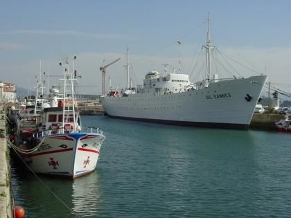 Viana: Ordem dos Engenheiros visitou navio hospital Gil Eannes