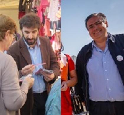 Legislativas: Último dia de campanha eleitoral - Candidatos dão o tudo por tudo