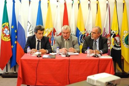 Viana: Presidente da Câmara recebeu conselheiro comercial da Embaixada da Federação Russa