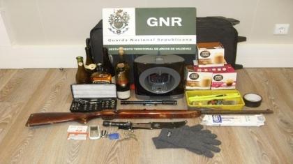 Ponte da Barca: GNR deteve suspeito de roubo a residência