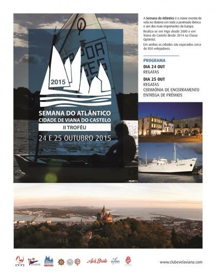Viana do Castelo recebe Semana do Atlântico no próximo fim-de-semana