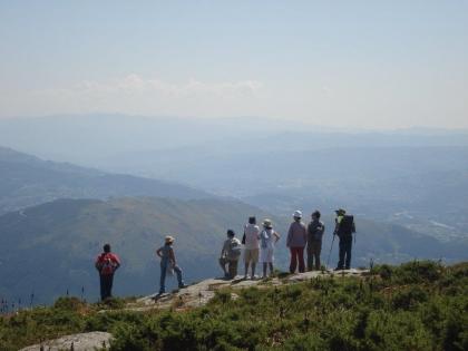 Caminha: Câmara realiza percurso pedestre pela Serra d'Arga este sábado