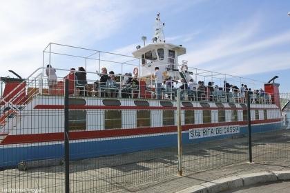 Caminha: Ferry-boat gratuito durante esta quinta-feira
