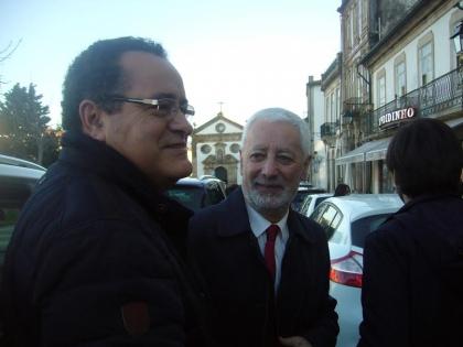 Monção: Sampaio da Nóvoa quer 'devolver a presidência da República a todos os portugueses'