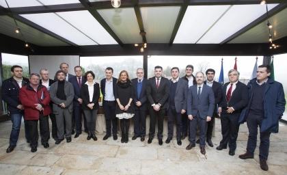 Galiza: Declaração de Tui eterniza rio Minho como 'elemento de união'