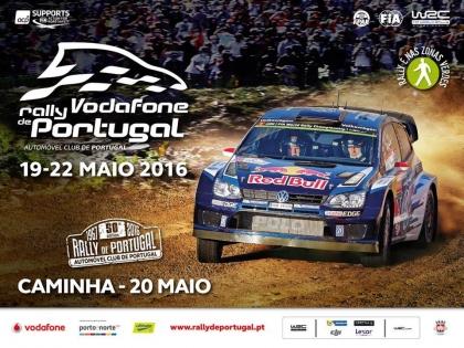 Rally de Portugal: Caminha terá a única Fun Zone do distrito