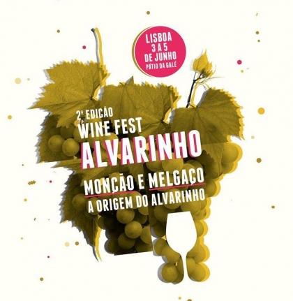 Lisboa: Alvarinho Wine Fest começa esta sexta-feira