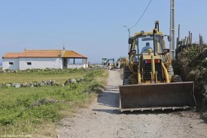 Caminha: Câmara está a colocar rede de água na zona da Capela de Sto. Isidoro
