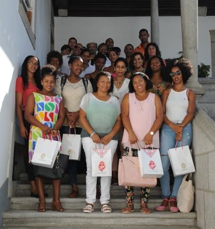 Viana: Câmara Municipal recebeu alunos de Macau e de Cabo Verde