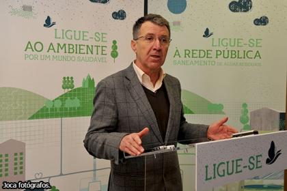 Viana: Campanha gratuita de ligação à rede de água e saneamento prolongada até final de setembro