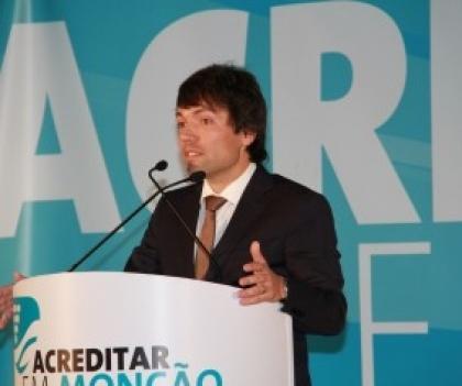 Monção: António Barbosa é o candidato pelo PSD à Câmara nas próximas autárquicas