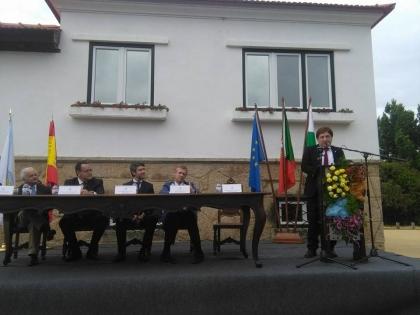 Eurocidade: Monção e Salvaterra «juntaram trapinhos» e seguem juntos para o futuro