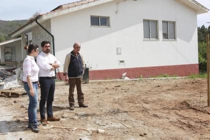 Caminha: Presidente da Câmara visitou freguesia de Argela