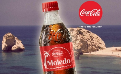 Caminha: Moledo na nova campanha de Verão da Coca-Cola