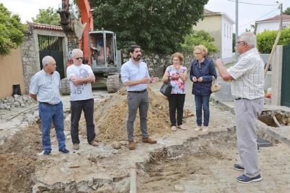 Caminha/Âncora: Autarquia investe mais de 650 mil euros em redes de saneamento