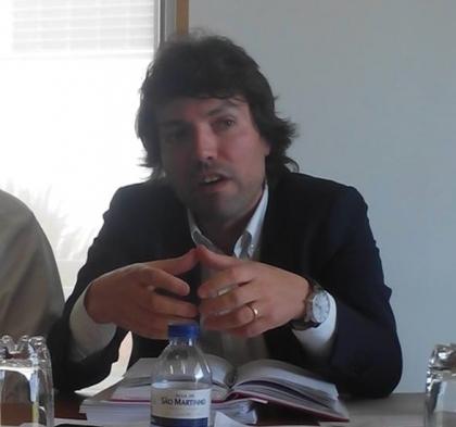 Barbosa sobre Garrido: «As listas são feitas com base nas escolhas do partido!»