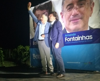 António Barbosa: «PS está a sentir o poder fugir-lhe por entre as mãos!»