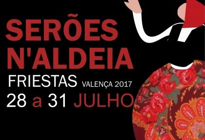 Valença/Friestas: «Serões n Aldeia» começam esta sexta-feira