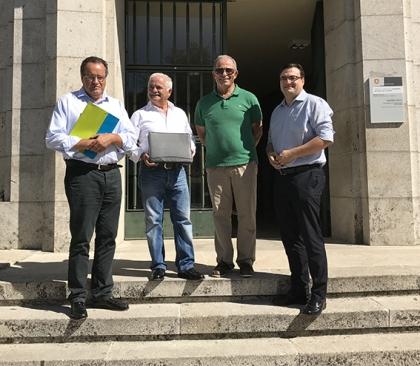 Monção: PS já entregou listas de candidatos no Tribunal - Socialistas acusam PSD de «despesismo»