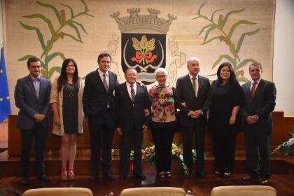 Paredes de Coura: Município homenageou presidentes de Câmara eleitos após 25 de abril