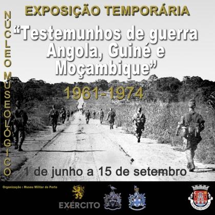 Valença: Núcleo Museológico acolhe exposição sobre «Testemunhos de Guerra»