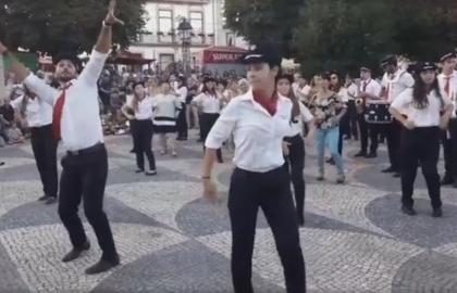 Monção: «Despacito» da Banda Musical está a incendiar a internet
