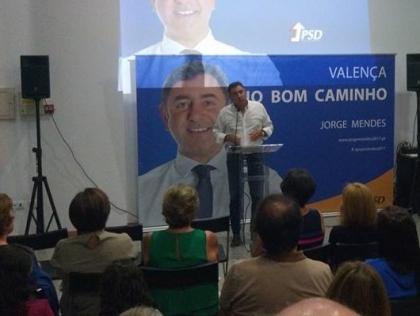Valença: PSD apresentou «projeto coerente» perante uma sede completamente cheia
