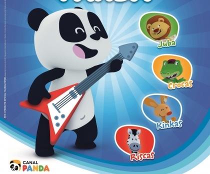 Cerveira: Banda do Panda atua nos Jardins da Piscina Municipal este sábado